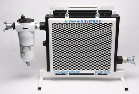 Van-Air Cool Pak Aftercooler System