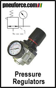 Pneuforce NAR4000-04 Regulator