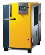Kaeser SK15  15 HP Rotary Screw Compressor