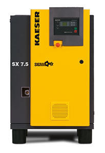 Kaeser SX7.5  7-1/2 HP Rotary Screw Compressor