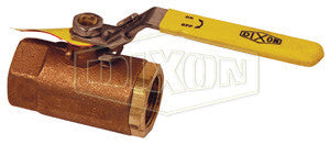 Safety Vented Brass Ball Valves