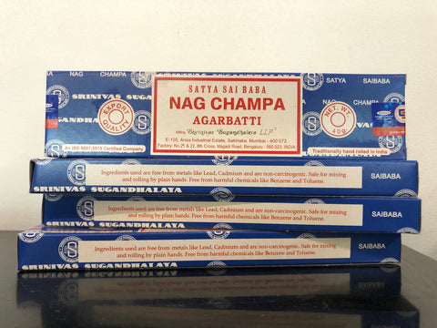 40g Nag Champa Incense
