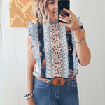 The Holly Hobbie Top