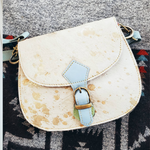 The Mae Hair on Hide Crossbody