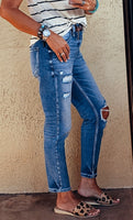 Kancan Kate High Rise Mom Jeans