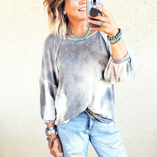 The Smokeshow Tie Dye Tunic