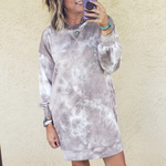 The Mitchum Sweatshirt Dress