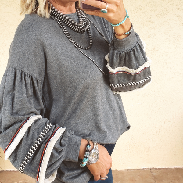 The Chaney Knit Top