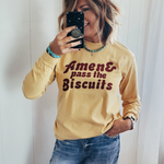 Amen and Pass the Biscuits Tee