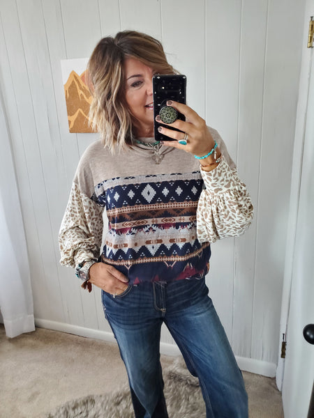 The Hayes Knit Pullover