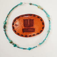 The Westerner Turquoise Necklace