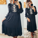 The Suzy Bogguss Dress