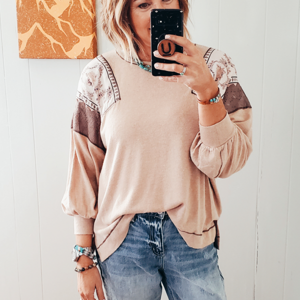 The Victoria Knit Top