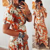 The Ronna Wrap Dress
