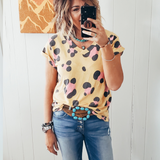 The Mellow Yellow Leopard