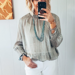 The Knoxville Blouse