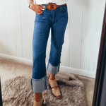 The Drover Cuffed Jeans