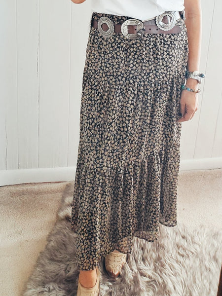 The Maizey Maxi Skirt