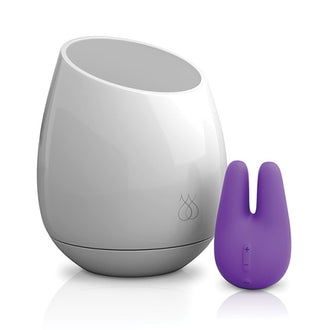Pure UV Sanitizing Mood Light Form 2 Vibrator Ultra-Violet Edition - Vibrant