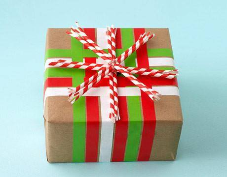 Gift wrapping - Vibrant