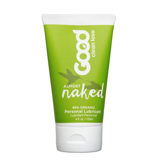 Almost Naked Organic Personal Lubricant - Vibrant