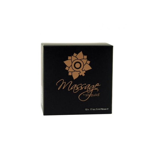 Massage Oil Cube 12 Pack