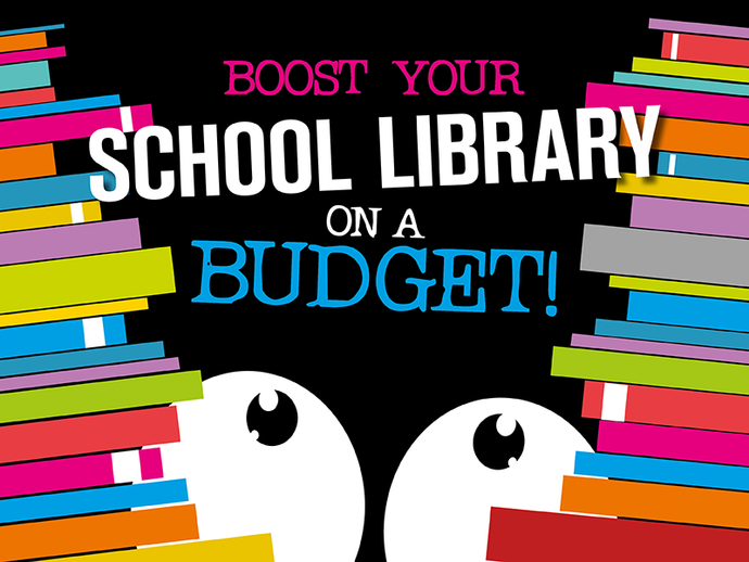 Boost Your School Library on a Budget!