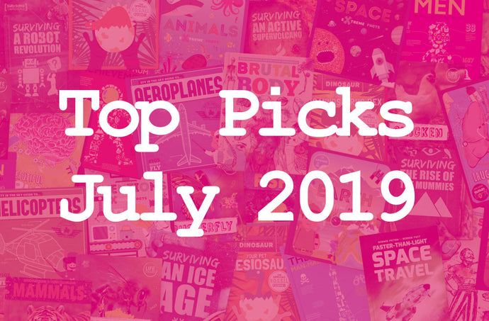 Top Picks for July 2019