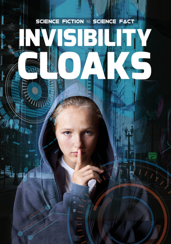 Invisibility Cloaks (Paperback)