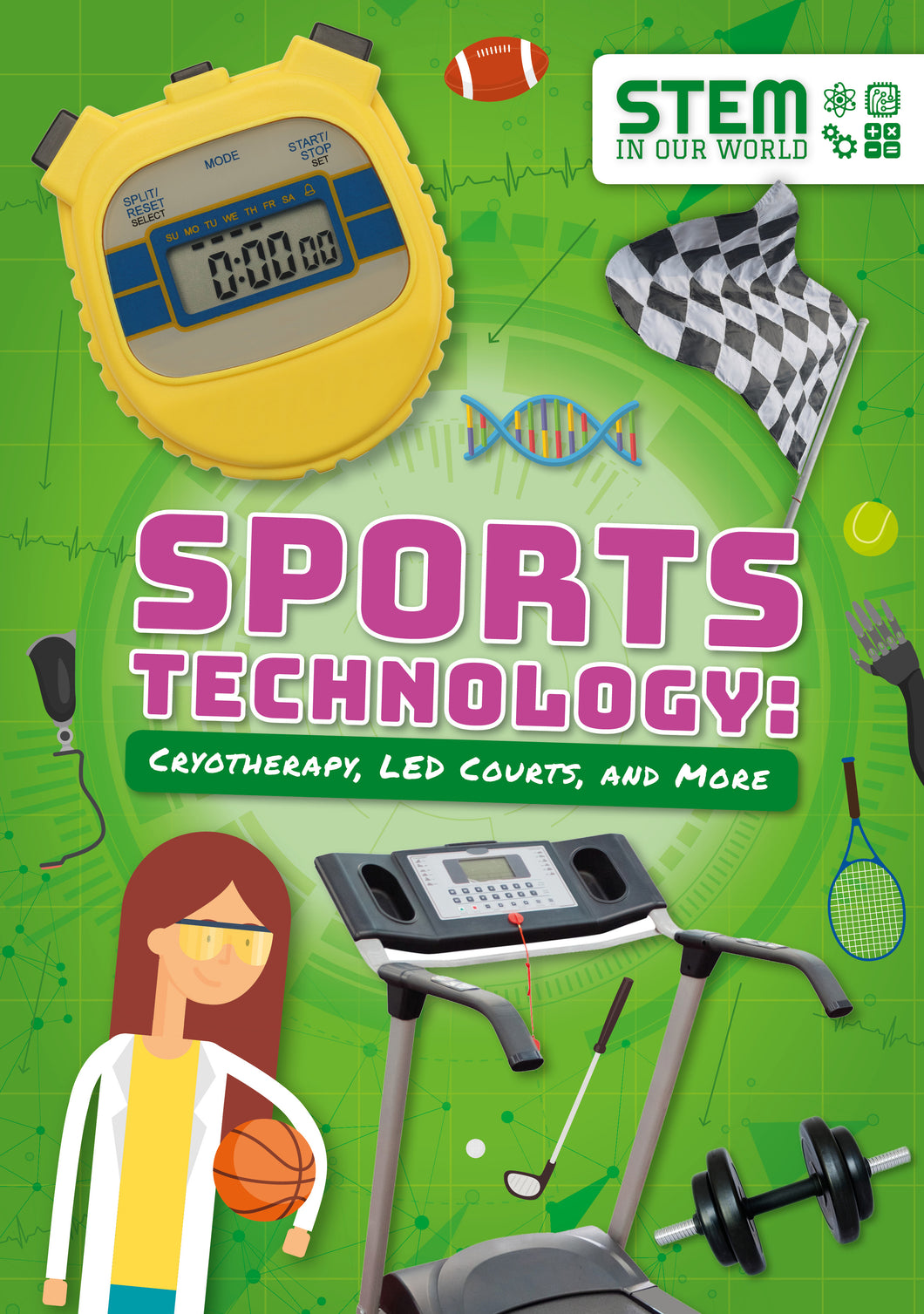 Sports Technology: Cryotherapy, LED Courts, and More (Paperback)