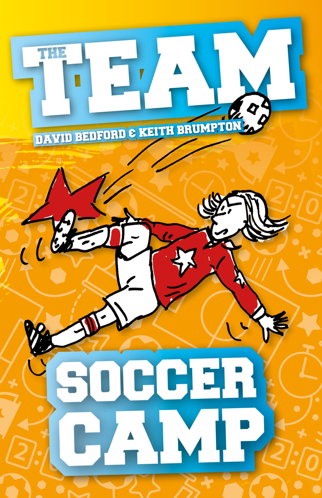 The Team: Soccer Camp (Book 3)