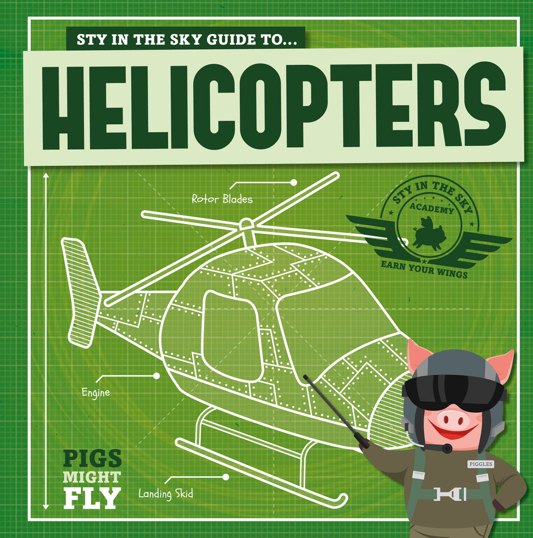 Helicopters (Paperback)