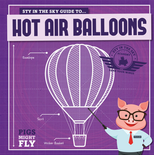 Hot Air Balloons (Paperback)