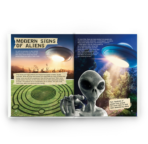 Surviving an Alien Invasion Childrens book