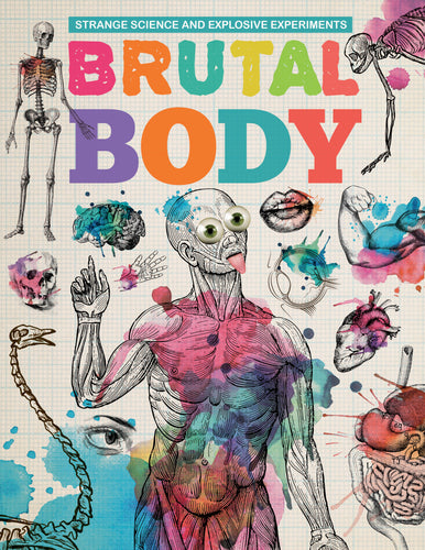 Brutal Body Childrens book 9781912171132