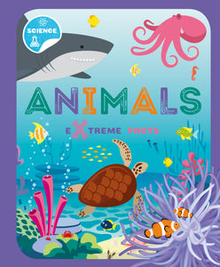 Animals (Hardback) Childrens book 9781912171873