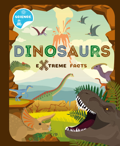 Dinosaurs (Paperback) Childrens book 9781912502387