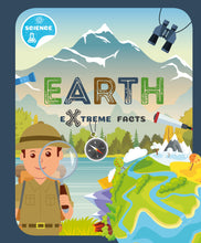 Load image into Gallery viewer, The Earth (Paperback) Childrens book 9781912502400