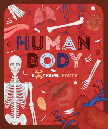 Human Body (Hardback) Childrens book 9781912171194