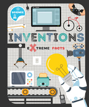Load image into Gallery viewer, Inventions (Paperback) Childrens book 9781912502394