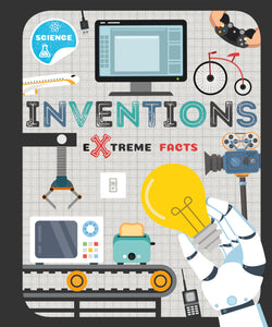 Inventions (Paperback) Childrens book 9781912502394