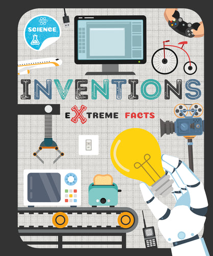 Inventions (Hardback) Childrens book 9781912171897