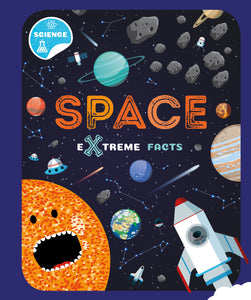 Space  (Paperback) Childrens book 9781912502349