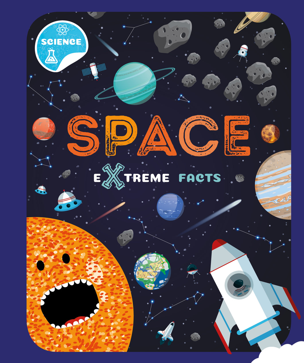Space (Hardback) Childrens book 9781912171187