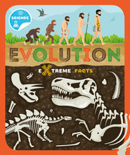 Load image into Gallery viewer, Evolution (Paperback) Childrens book 9781912502356