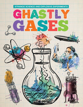 Load image into Gallery viewer, Ghastly Gases Childrens book 9781912171170