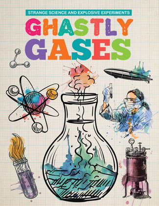 Ghastly Gases Childrens book 9781912171170