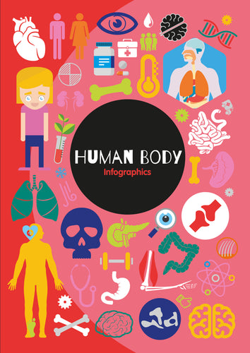 Human Body Childrens book 9781912171385