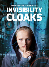 Load image into Gallery viewer, Invisibility Cloaks Childrens book 9781912171088