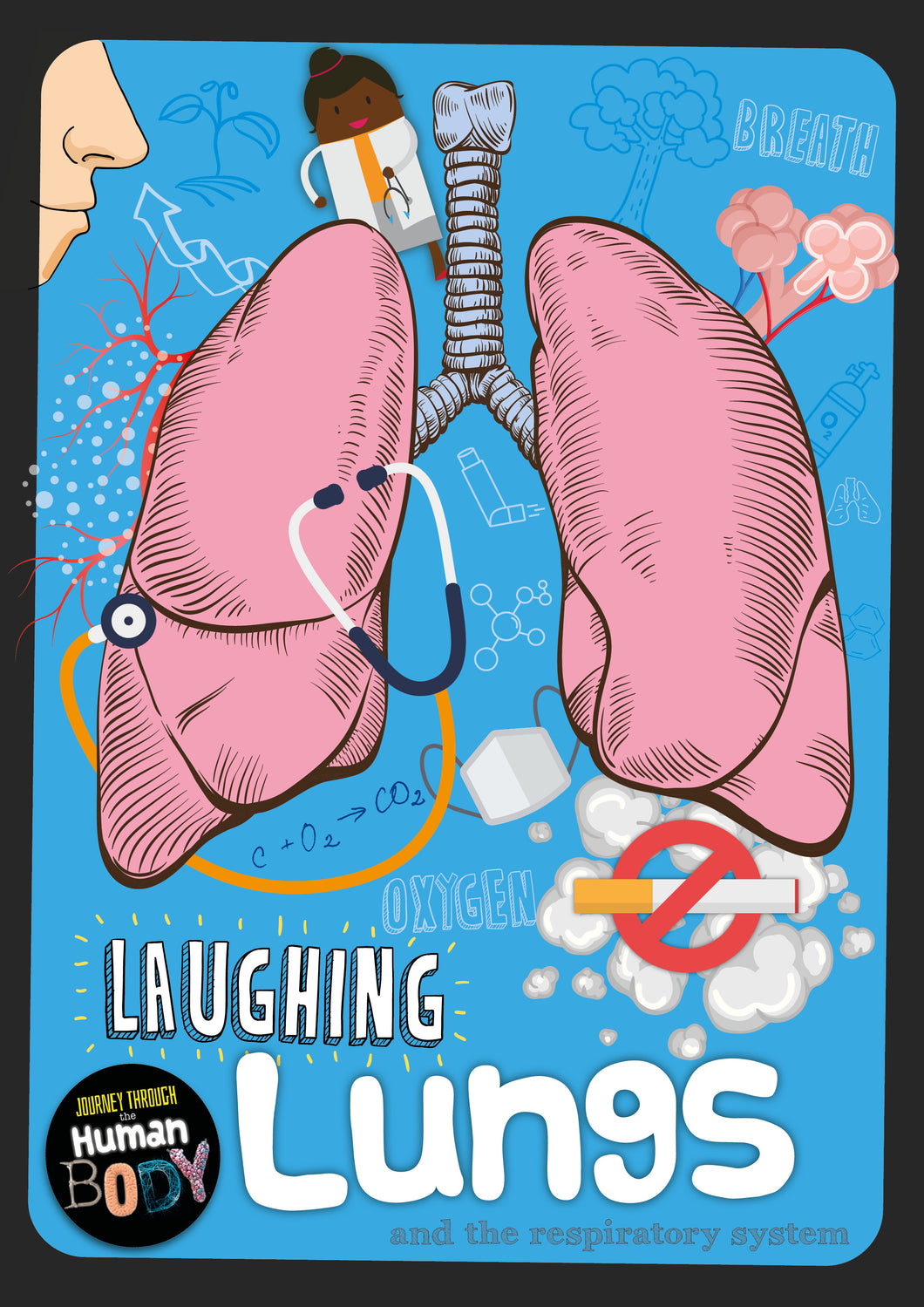 Laughing Lungs Childrens book 9781912502325